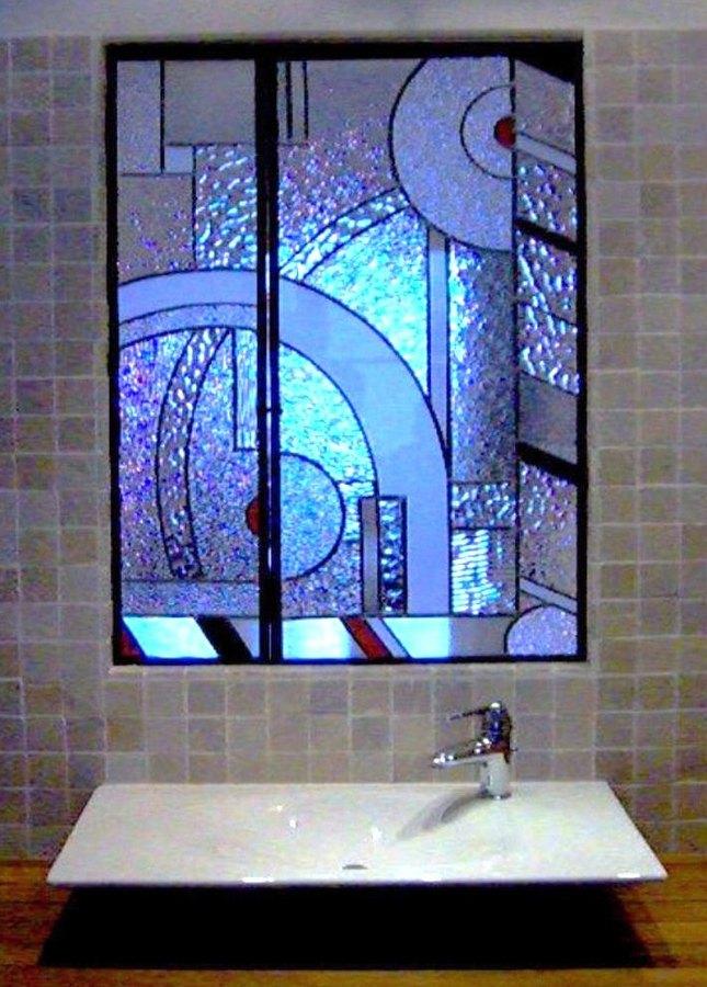 vitrail de bi vre cr ation restauration paris vitraux en verre de saint just et saint gobain. Black Bedroom Furniture Sets. Home Design Ideas